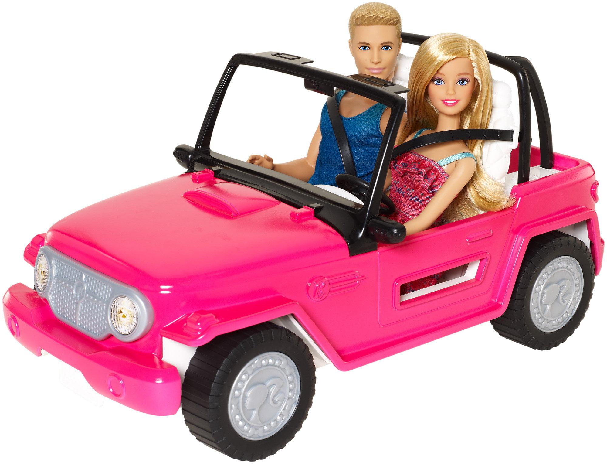 Barbie Beach Cruiser and Ken Doll by Mattel Inc