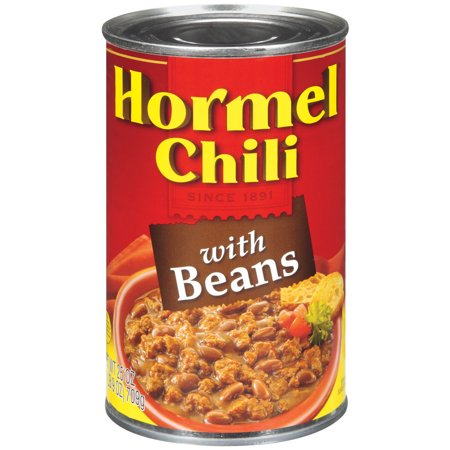 Hormel Chili With Beans  25 0 Oz