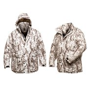 Natural Gear Waterproof Insulated Parka Snow Camo 2Xlarge