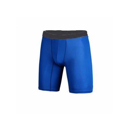 XL Mens Sports Compression Base Layer Tights Skin Shorts Pants Sport Wear Athletic Running Gym Yoga Shorts