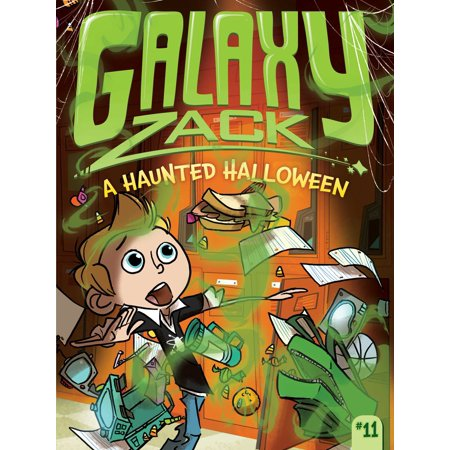 Haunted History Of Halloween (Galaxy Zack: A Haunted Halloween)