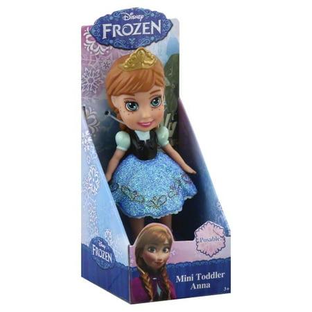 My First Disney Princess 3 inch Mini Toddler Doll - Anna Spa