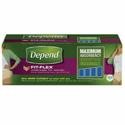 Depend for Women Underwear Size XL 72 Total