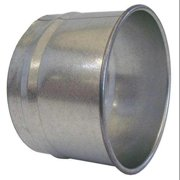 """NORDFAB Hose Adapter,4"""" Duct Size 3282-0400-100000"""