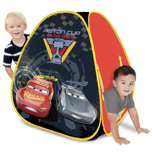 Playhut Cars 3 Classic Hideaway Play Tent