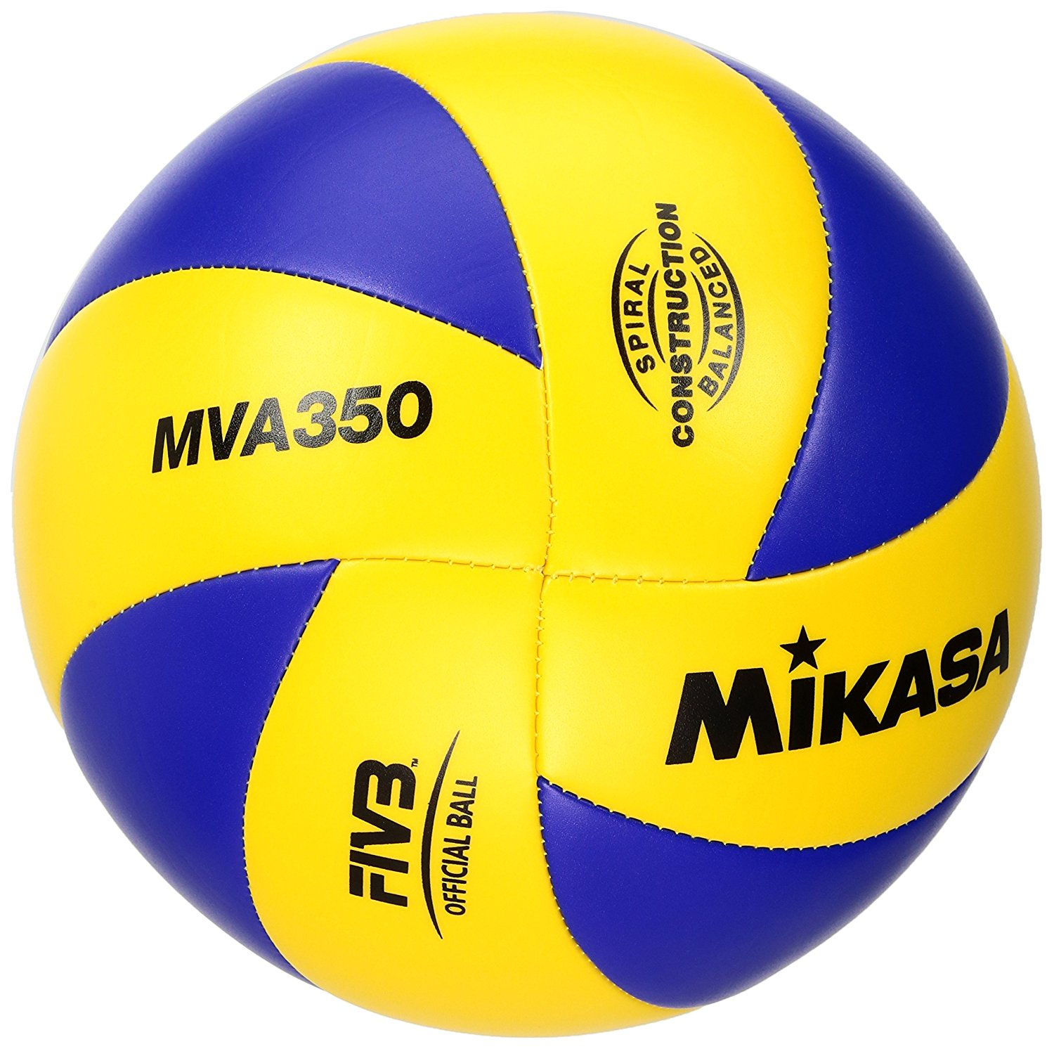 Mikasa MVA350 Indoor and Outdoor Olympic Replica Volleyball, Ball Futsal American 2012 Micro Basketball FIVB UltraTack and by NoSting 3Pack Outdoor Rubber.., By Mikasa Sports