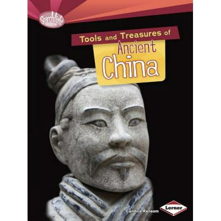 Chinese Treasure - Tools and Treasures of Ancient China