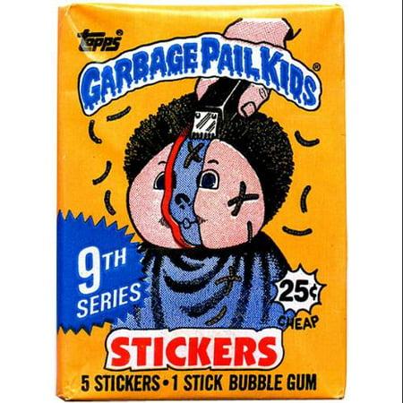 Garbage Pail Kids Series 9 Trading Card Pack