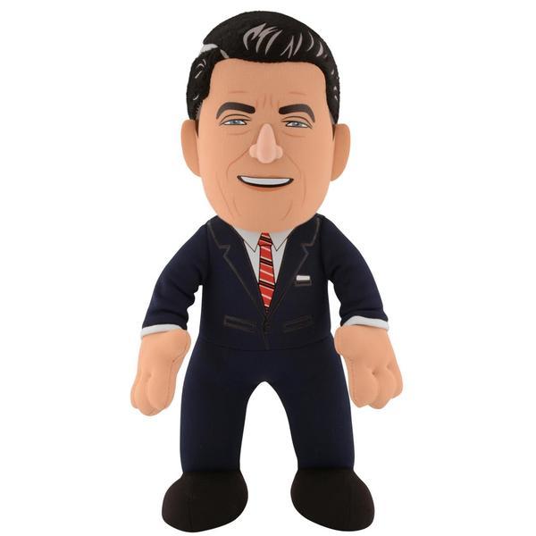 Historical Presidential Figures: Ronald Reagan
