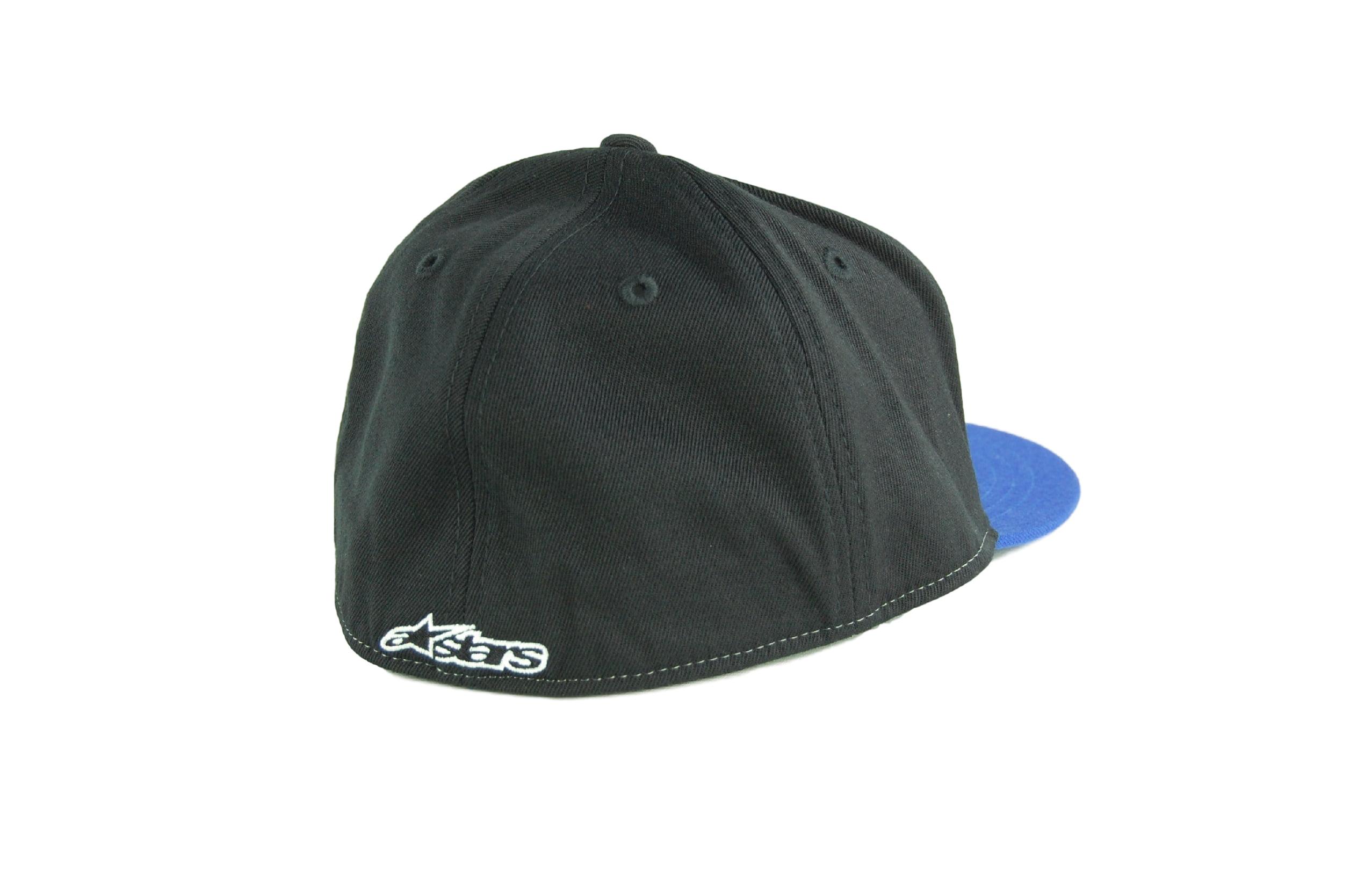 015881c0ead Alpinestars - Alpinestars Mens BIGGER 210 FlexFit Hat Motocross Baseball Cap
