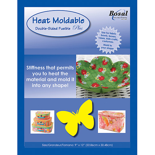 "Heat Moldable Stabilizer, 20"" x 36"""
