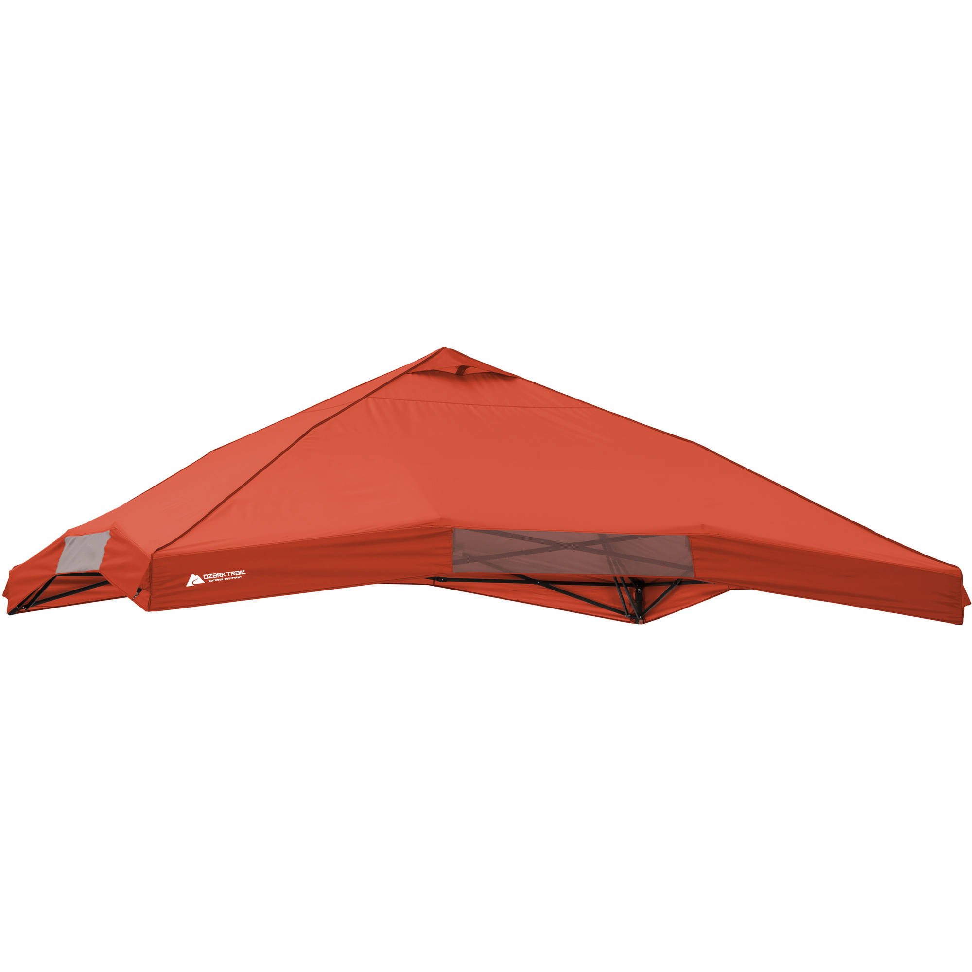 Cheap Ozark Trail Instant 12' x 12' Canopy Top, Red Review