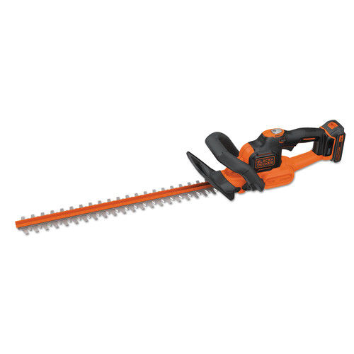 Black & Decker LHT321 20V MAX Cordless Lithium-Ion POWERCOMMAND 22 in. Hedge Trimmer by Black & Decker