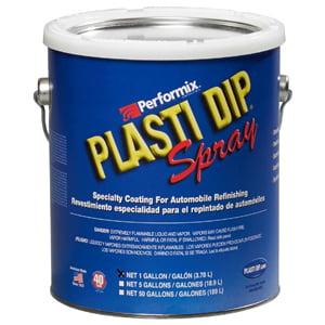 Perfomix Plasti Dip 10102S Rubber Coating Sprayable - 1 Gallon (Yellow)