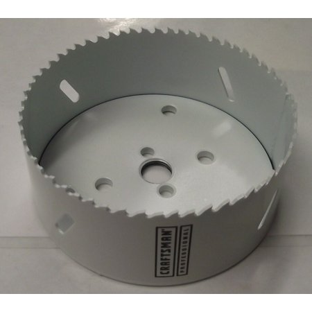 "Craftsman 67644 4-1/2"" Bi-Metal Holesaw Professional"