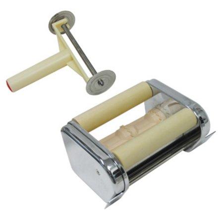 (Weston 01-0209 2 in. Square Ravioli Pasta Maker Attachment)