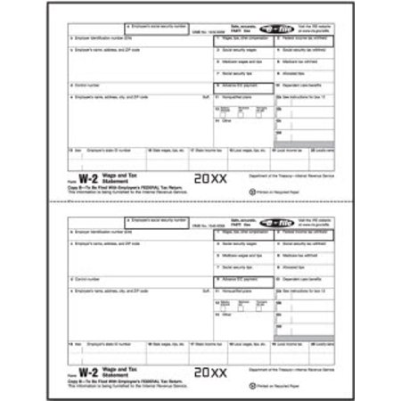 w2 form walmart  IRS Approved W-13 Laser Employee Copy B, Bulk