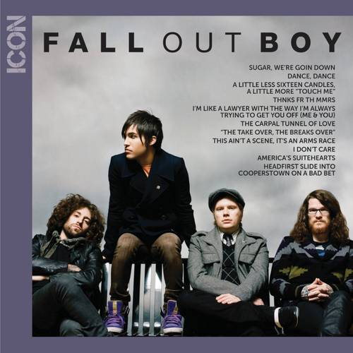 Icon Series: Fall Out Boy