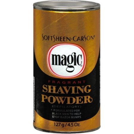 Magic Fragrant Shaving Powder 4.50 oz (Pack of