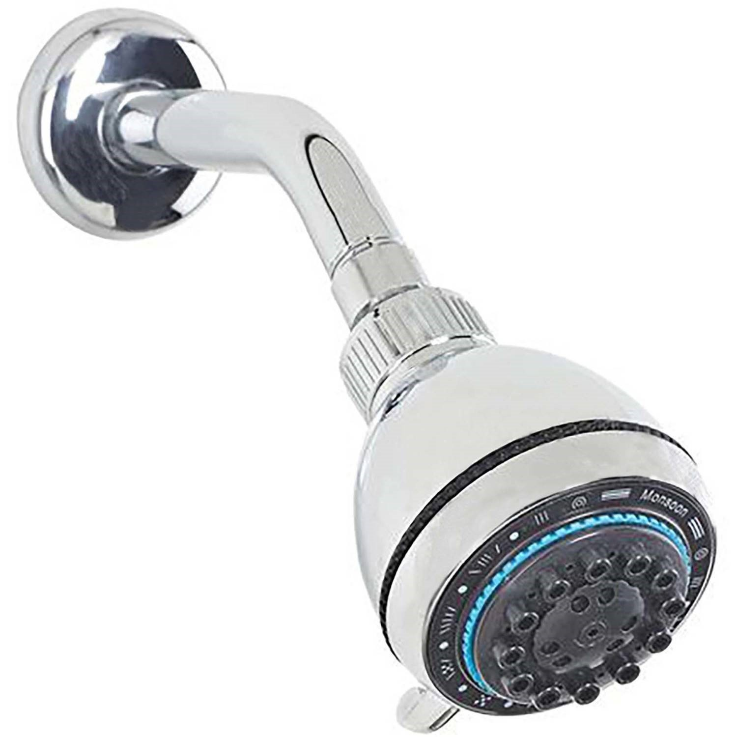 Bath Bliss 8-Function Deluxe Shower Head
