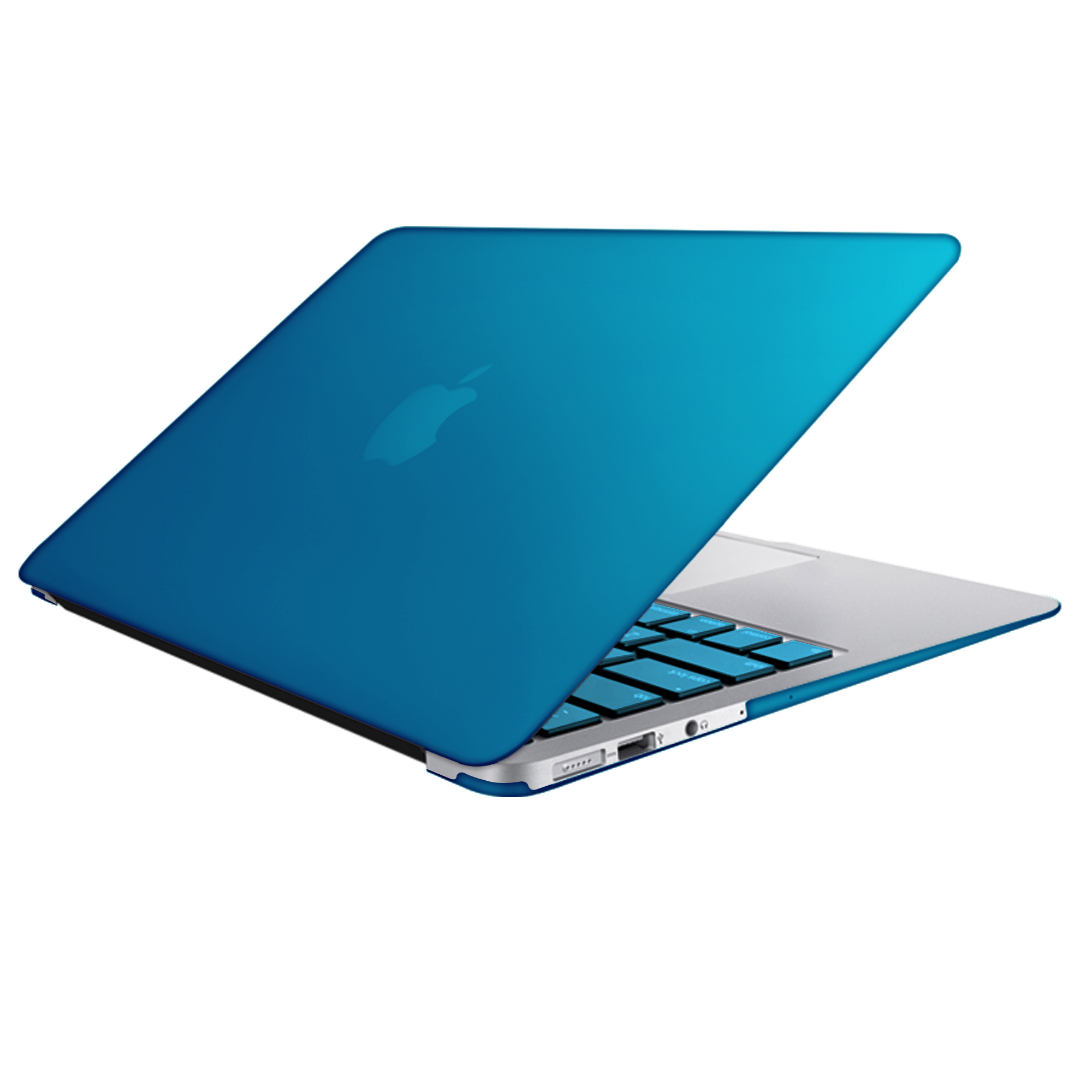 separation shoes 53eea c318b Rubberized Hard Case With Keyboard Cover For Macbook Air 13
