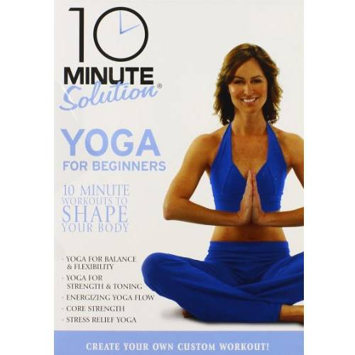 10 Minute Solution: Yoga For Beginners by