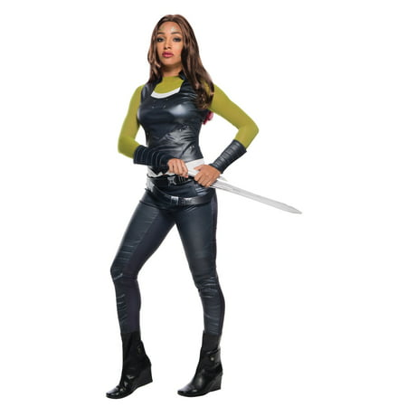Women's Deluxe Gamora Costume - Guardians of the Galaxy