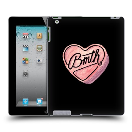 Official Bring Me The Horizon Key Art Hard Back Case For Apple Ipad