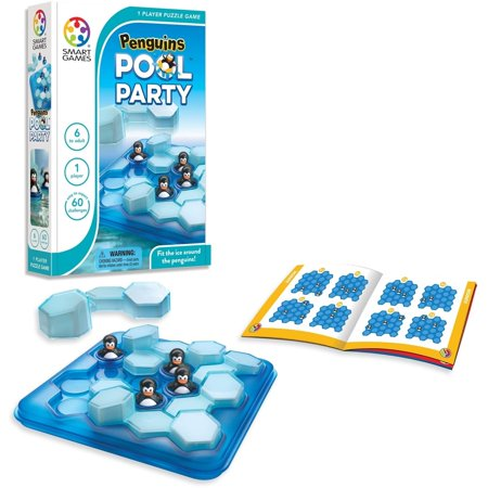 Smart Games Penguins Pool Party](Club Penguin Halloween Party Game On)