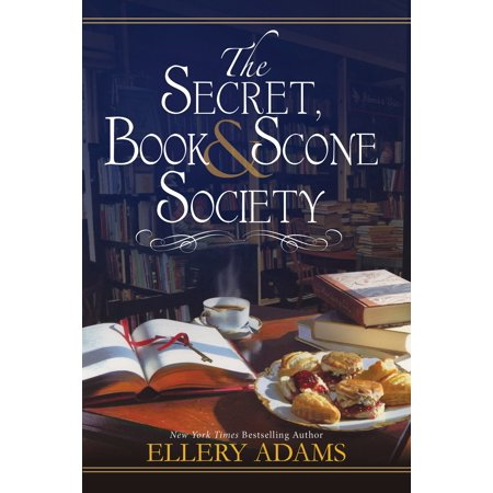 The Secret, Book & Scone Society](Secret Society Game Halloween Quests)