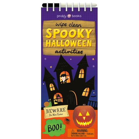 Spooky Activities](Halloween Block Center Activities)