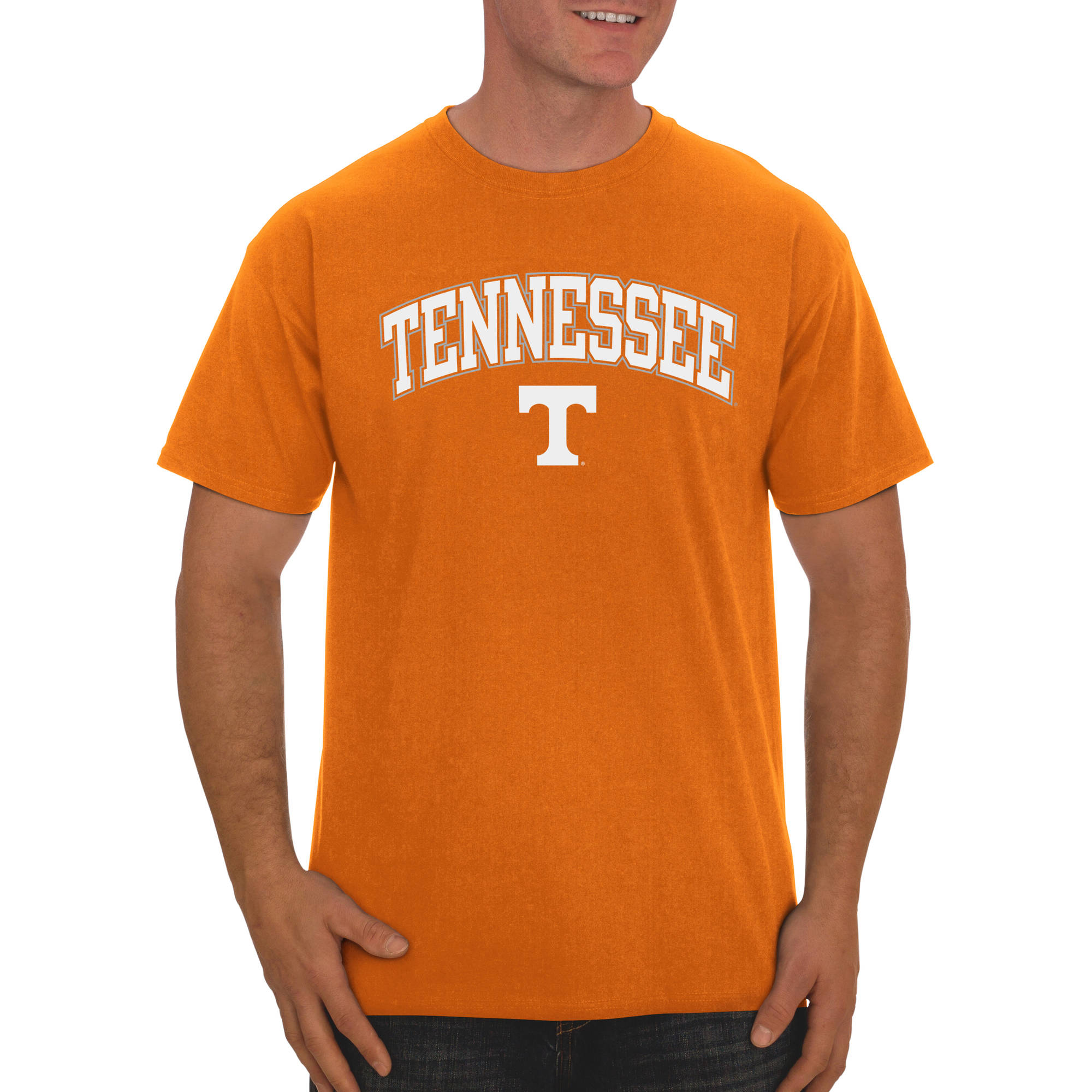 NCAA Tennessee Volunteers, Big Men's Classic Cotton T-Shirt
