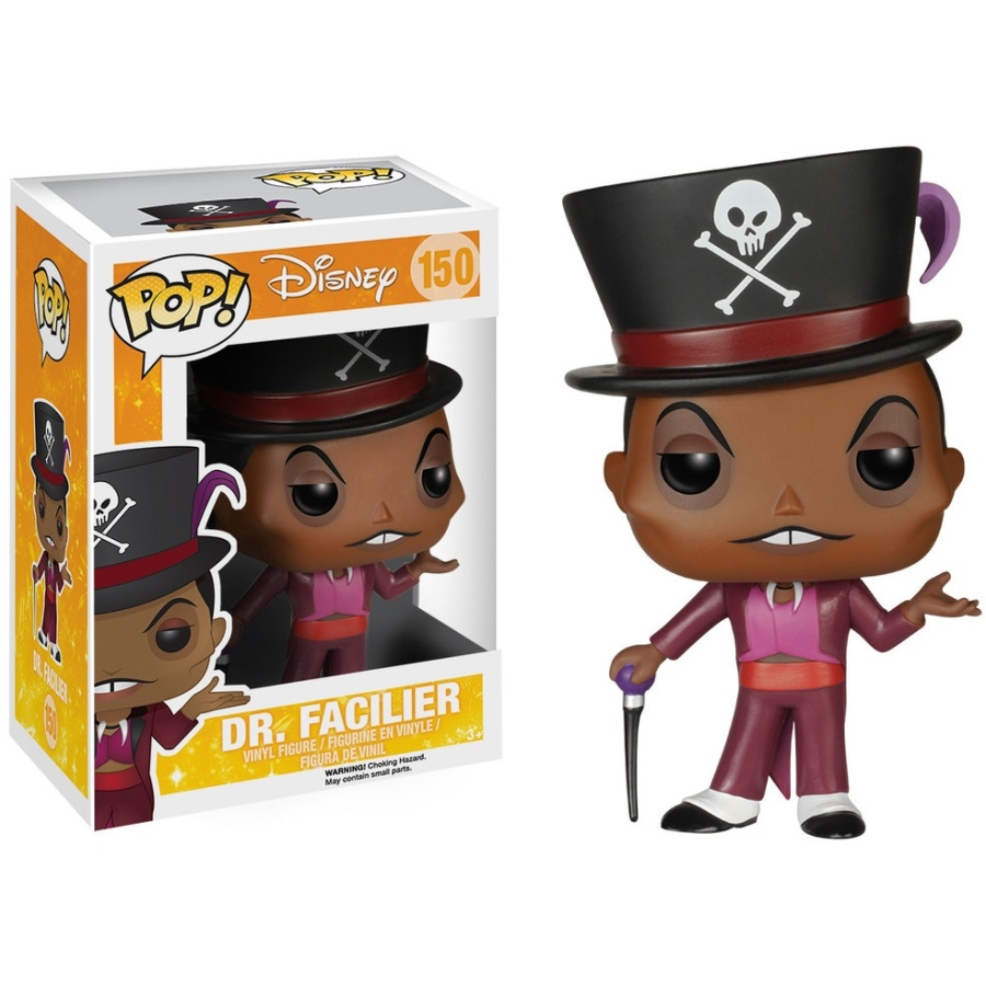 Pop Disney Princess The Frog Dr Facilier Multi Walmart Com
