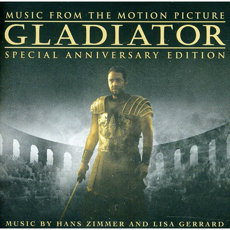 Gladiator (Score) Soundtrack (CD) (Music From Gladiator)