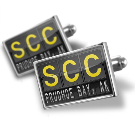 Cufflinks Scc Airport Code For Prudhoe Bay  Ak   Neonblond