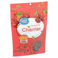 Great Value Dried Cherries, Sweetened, 5 oz