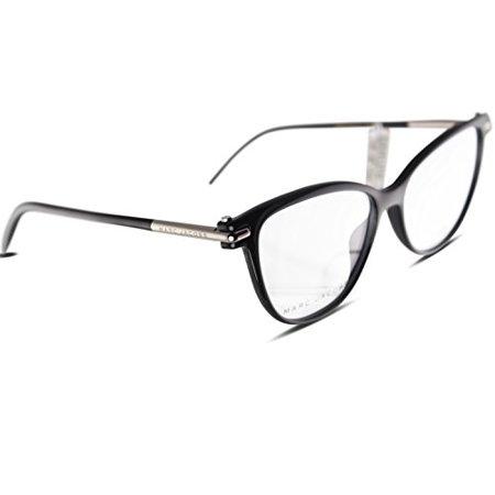 Optical frame Marc Jacobs Optyl Black - Silver (MARC 50 D28) (Optical Frames)