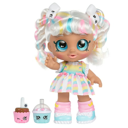 Kindi Kids Snack Time Friends Doll - Marsha Mello