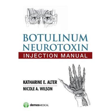 Botulinum Neurotoxin Injection Manual - eBook - Ivomec 1% Injection