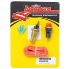 "Longacre Racing 40150 Gagelite Warning Light Kit 230° Water Temp 1/2"" NPT"