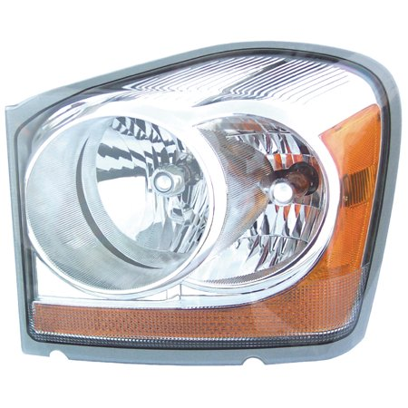 - 2003-2005 Dodge Durango Driver Left Side Headlight Lamp Assembly