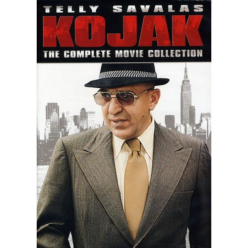 Kojak: The Complete Movie Collection (Full Frame)