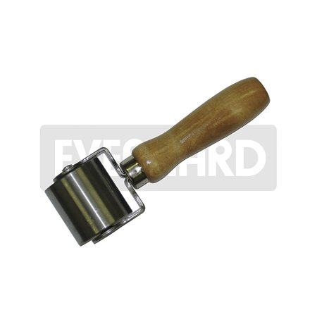 - MR02040 Everhard Steel Seam Roller, 2' dia. x 2' wide
