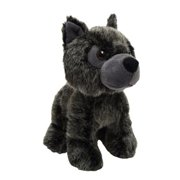 "Game of Thrones Dire Wolf Cub 9"" Plush Animal: Shaggydog"