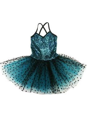584e22d3f Toddler Girls Dancewear - Walmart.com