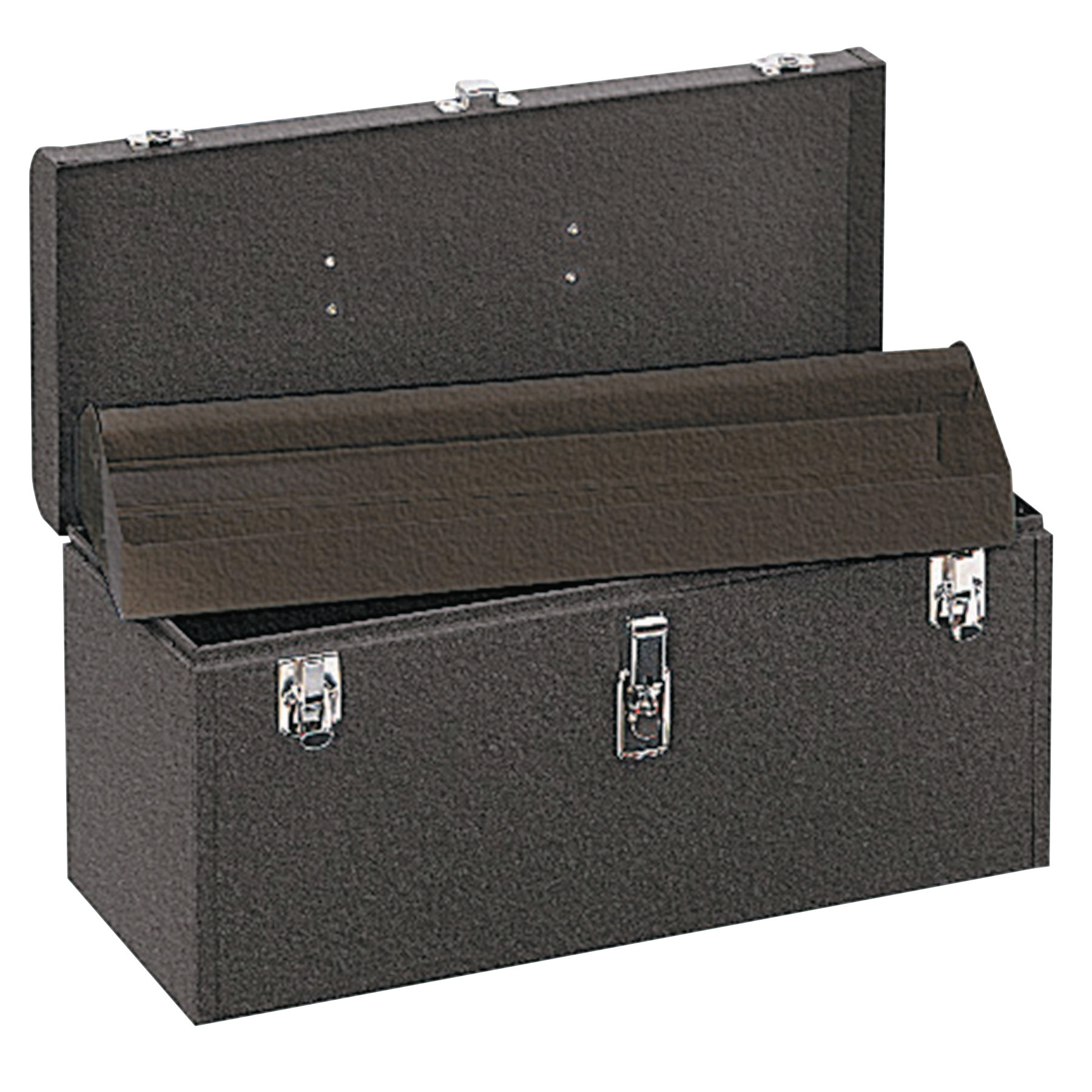 "Kennedy 20"" Professional Tool Box, Brown"