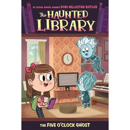 The Five O'Clock Ghost #4 - eBook (Ghost 5)