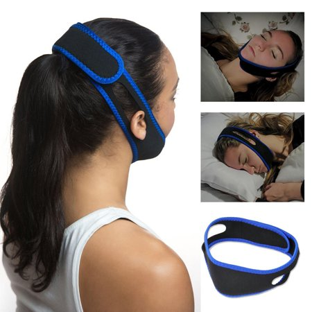 how to make a chin strap for snoring