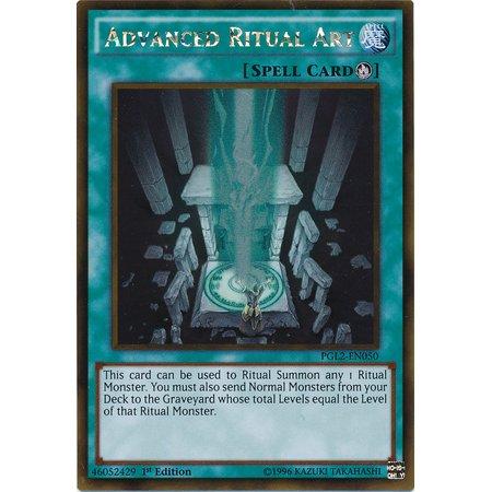 YuGiOh Premium Gold: Return of the Bling Advanced Ritual Art - Advanced Ritual Art