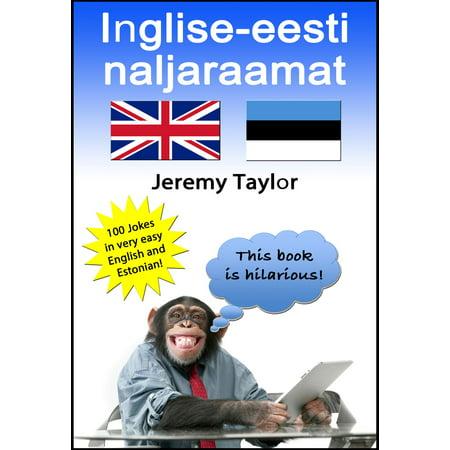 Inglise-eesti naljaraamat 1 (English Estonian Joke Book 1) - eBook](English Halloween Jokes)